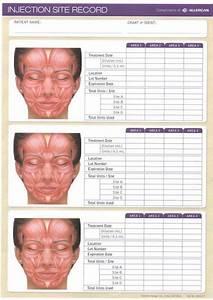 Blank Face Diagram