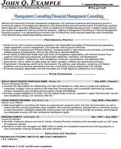 management consultant resume berathen