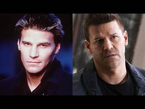 David Boreanaz Kills Buffy (And Bones) Reunion Dreams ...