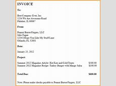 13+ how to write an invoice Invoice Template Download
