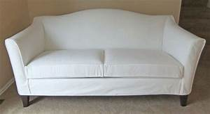 custom made brushed dockside denim slipcover for new ethan With ethan allen sectional sofa slipcovers