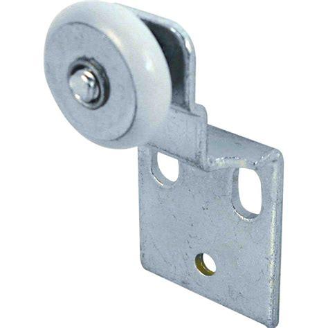 prime  bypass closet door top hung  rollers