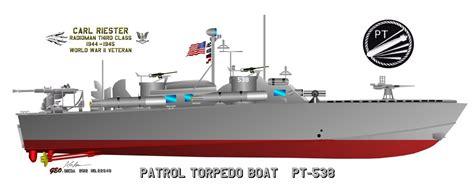 Pt Boat Cutaway by Der Vierte Offizielle Citizen Thread Seite 3
