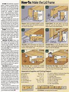 Keepsake Box Plans • WoodArchivist