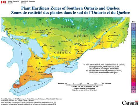 Ontario Plant Hardiness Zones  Alton Greenhouses & Garden