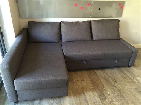 Bed Settees At Ikea by Ikea Friheten Corner Sofa Sofa Bed As New In