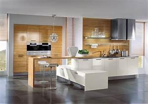 Küchenzeile Mit Insel : inspiration k chenbilder in der k chengalerie seite 51 ~ Michelbontemps.com Haus und Dekorationen