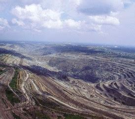 asbestos mining   russian city  drives  economy