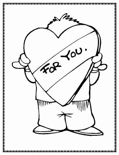 Coloring Sorry Pages Im Valentine Sheets Popular