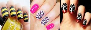 Simple Nail Art Designs For Beginners Step By Step ...