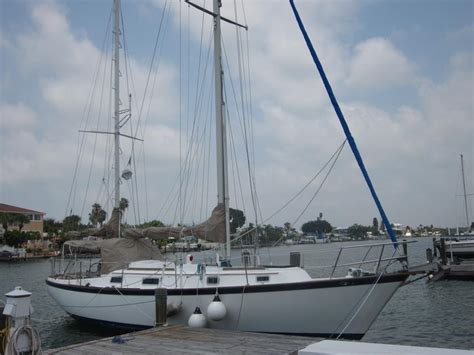 Sailboat Under 10k by 1977 Pearson 365 Most Sailboats 1977 Pearson 365