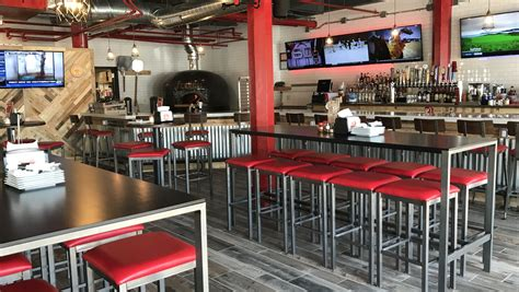 1st.sorry, the webster location is not yet on tripadvisor 2nd.we will try again as the food and menu looks great 3rd.our 5 minute wait turned. Napa Wood Fired Pizza closes, Ferrari Pizza Bar to open in ...