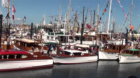Wooden Boat Victoria by Classic Boat Festival Victoria Bc Hd Youtube