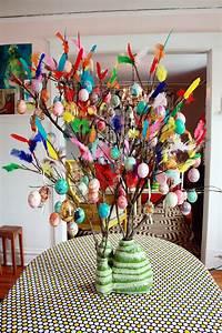 Diy, Decorative, Easter, Egg, Tree, Ideas
