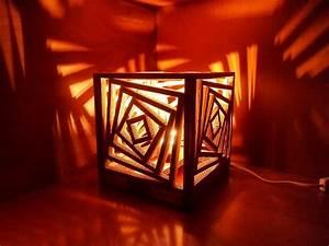 Diy, 20, Creative, Cardboard, Lamp, Ideas