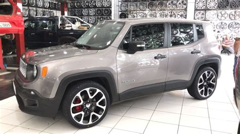 roda aro  jeep compass limited  renegade toro