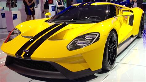 New York Auto Show's 5 Most Expensive Sports Cars