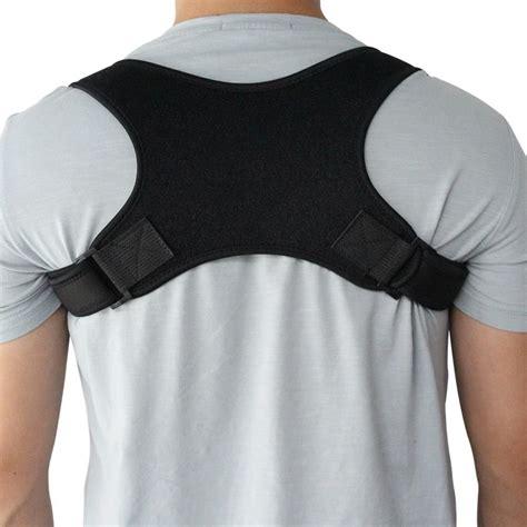 Upper-back Posture Corrector Device and Shoulder Support ...
