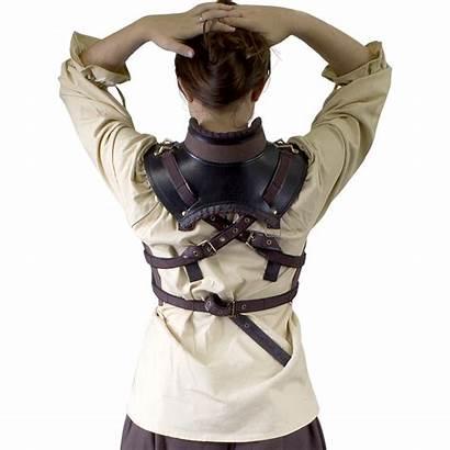 Female Armour Rogue Leather Medieval Larp Armorvenue
