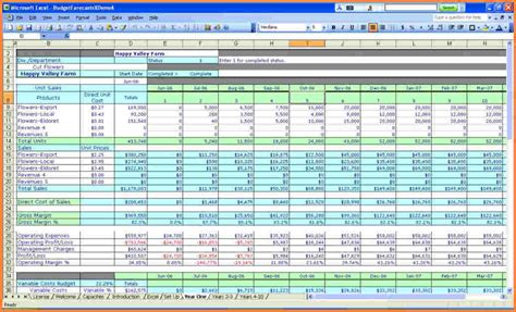 10 business expenses spreadsheet excel spreadsheets