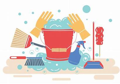 Cleaning Vector Services Spring Clipart Clean Vectors