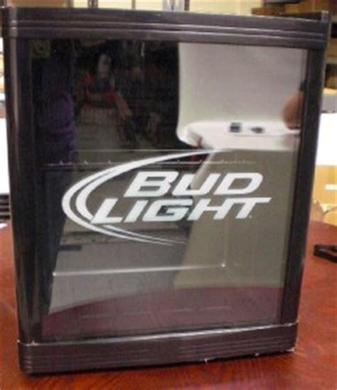 bud light mini fridge ltd edition bud light mini refrigerator cooler 1 84046 ebay