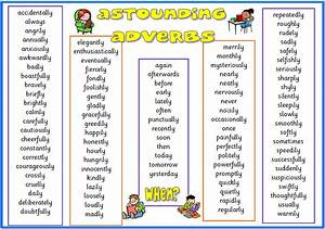 List Of Adverbs For Kids | www.imgkid.com - The Image Kid ...