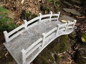 Asian Art garden bridge – Portland Garden Decor