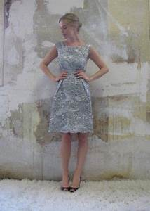 silver dress moschino 25th wedding anniversary pinterest With silver dresses for 25th wedding anniversary