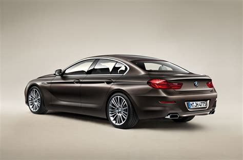 Bmw 6 Series Gran Coupe  2013 Cartype