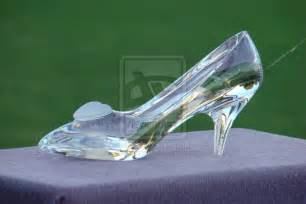 Real Cinderella Glass Slippers