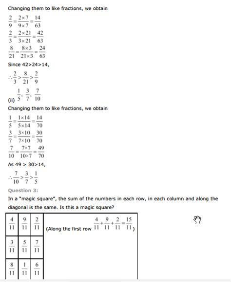 fractions and decimals class 7 cbse worksheets free