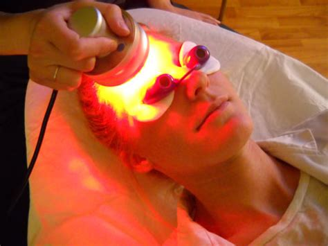 LED Light Therapy - Red Light Man