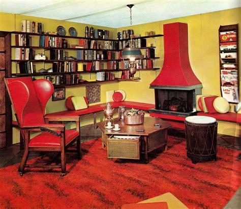 home decor interior groovy interiors 1965 and 1974 home décor