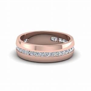 Innovation inspiration rose gold mens wedding ring for Wedding rings on line