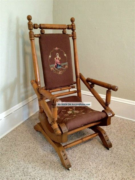 rocking chair design antique rocking chairs upholstered