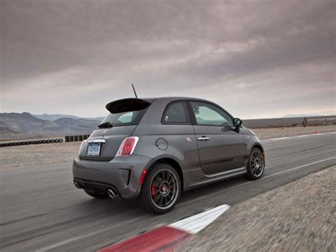 Fiat Test by 2014 Fiat 500 Abarth Road Test Review Autobytel