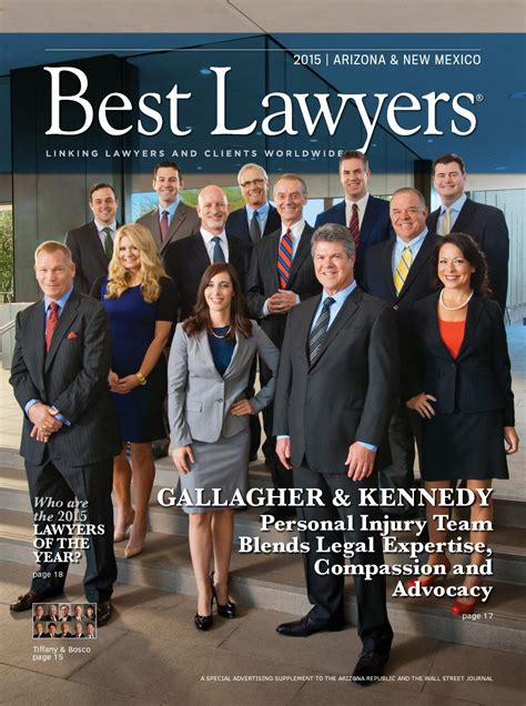rebecca m henderson and kim b clark best lawyers in arizona new mexico 2015 by best lawyers
