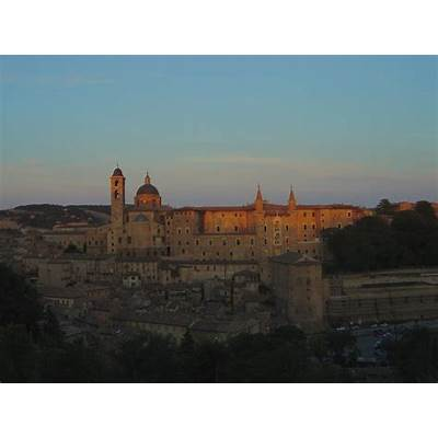 Panoramio - Photo of Ducal Palace Urbino Italy