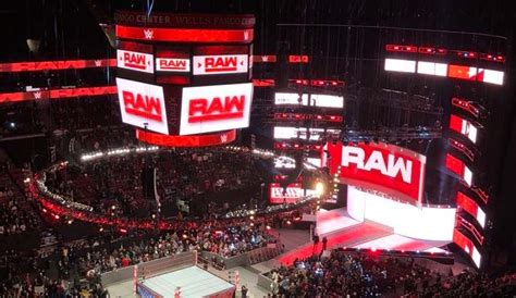 wwe raw results  discussion