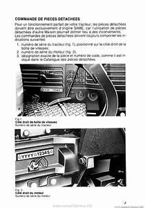 Controle Technique Ploemeur : livret entretien same minitaurus 60 corsaro 70 ~ Nature-et-papiers.com Idées de Décoration