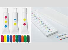 Japanese Designers Create Nameless Paints To Change The