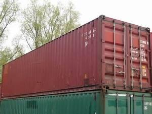 40 Container Gebraucht : gebrauchte container diverse 40er box gebraucht ~ Markanthonyermac.com Haus und Dekorationen