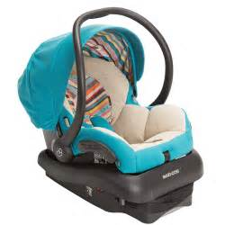 Baby Seat by Maxi Cosi Mico Ap Infant Car Seat Bohemian Blue