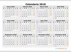 Descargar calendario 2018 1 2019 2018 Calendar