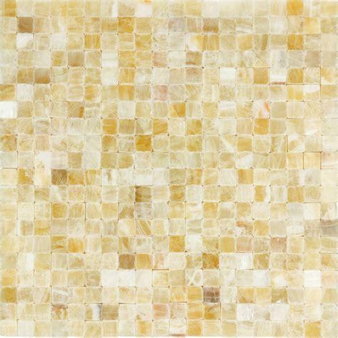 5 8x5 8 squares honey onyx polished mosaic