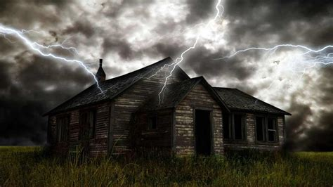 Background House by Scary House Backgrounds Wallpaper Cave