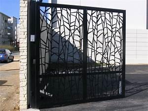 serrurerie metallerie portails et grilles scofab With serrurerie metallerie