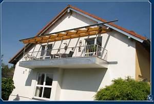 Balkon Selber Bauen Stahl : sg hausoptimierung balkon mit glasdach ~ Lizthompson.info Haus und Dekorationen