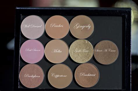 favorite mac blushes  medium olive brown skin tones indian bridal makeup boston